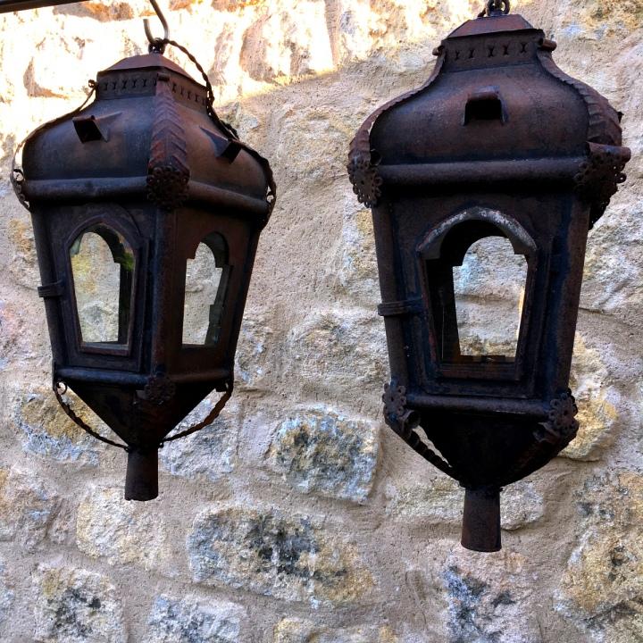 Lanternes de procession